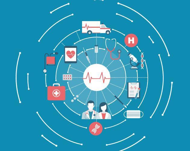 سیستم جلسات مجازی در حوزه سلامت