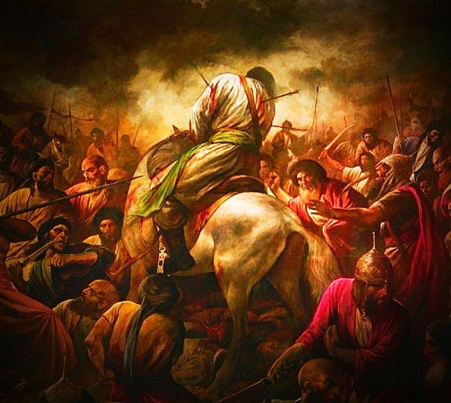 فرا رسیدن ایام تاسوعا و عاشورا تسلیت باد